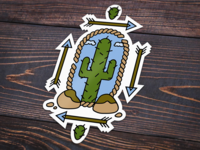 Sticker Design - Missing Arizona