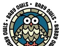 Owl symbol 04