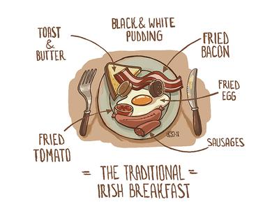 Dublin Trip 2018 - Irish Plate