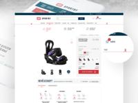 SportBy – web design