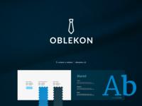 Oblekon – branding