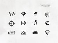 Paintball Brno – Icons