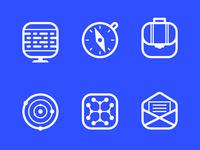 AIP icon set