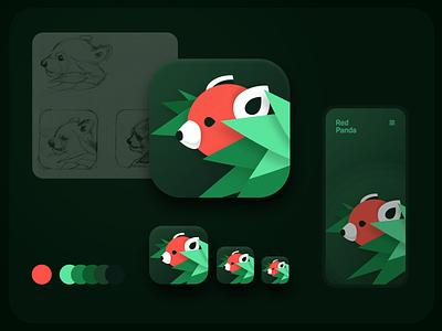 App icon design mobile app process icon appicon icon design visual design ui uiux dailyui