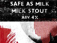 Safe As Milk Festival - Beer Pump Clip 3