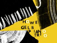Howe Gelb Piano Trio poster