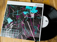 Galaxians - 'Let The Rhythm In' Album art