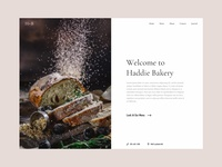 Haddie Bakery - Home