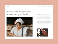 Haddie Bakery - About