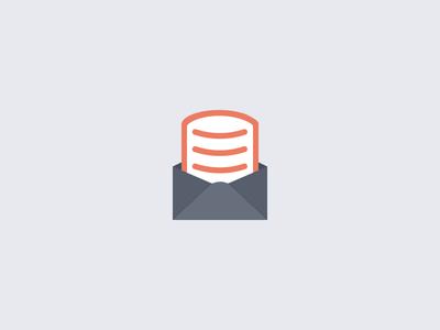 MenuBase Mail Icon