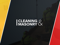 Cleaning & Masonry