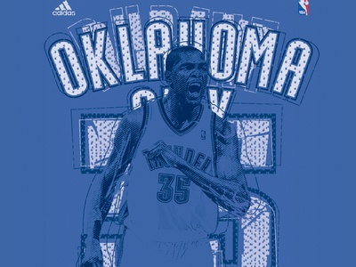 Adidas  :: OKC Thunder