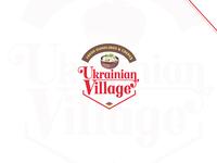 Ukrainian Village Logo