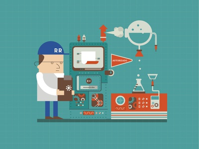 Responsible regulation regulation law system machinery illustration
