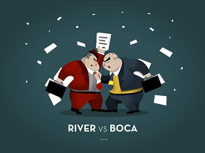 River Boca final football boca river clasico