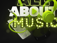 All About Music - Vagalume