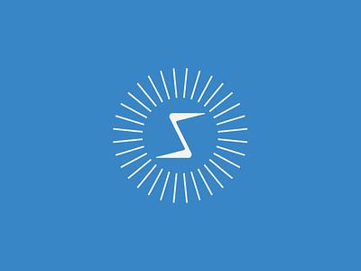 Z Monogram to Beat all Monograms identity logo 1960 fan blue lines monogram brand z