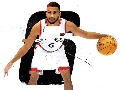 Corey Joseph - Let's Go Raptors! sports playoffs raptors corey joseph basketball