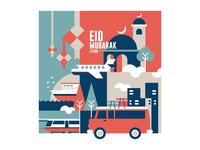 Eid Mubarak 1439H