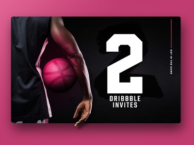 Dribbble Invites! design invite dribbble invites