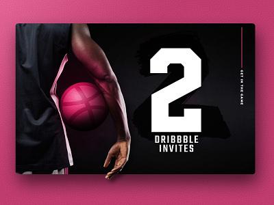 Dribbble Invites! design invite dribbble invites