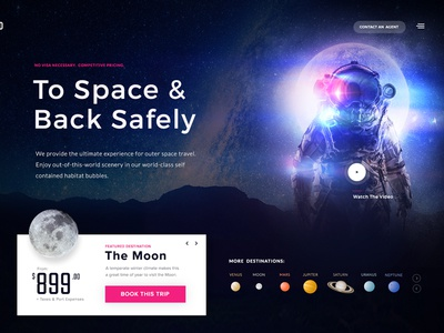 SPACED challenge homepage