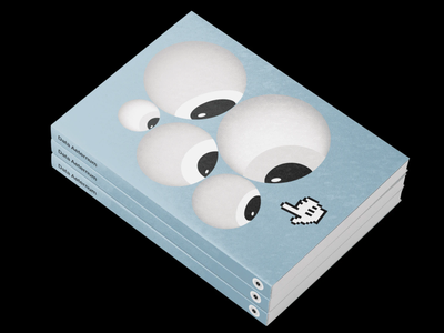 Data Aeternum — A Guide to Data Privacy Cover Design illustration minimal clean privacy data book cover cover artwork cover design