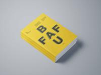 FF Bau Type Specimen Design