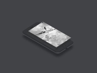 Altitude Splash Screen Design