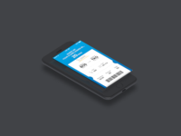 Altitude App Ticket Screen