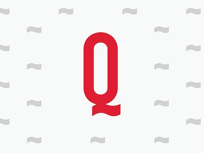 Querencia Logo minimal identity branding querencia logo