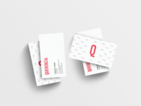 Querencia Business Cards