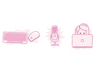 Podcast Icons