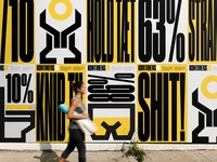 Kontinens.dk – Poster series