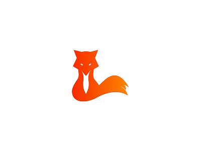 Foxoff fox logo fox logo dailylogochallange