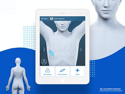 AI-Based Medical Application medical design medical care ui  ux ui design uidesign uxui adobe xd uxdesign ux ui ai ux design