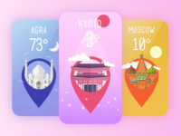 Weather App (full view)