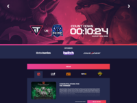 IT Esports - Website