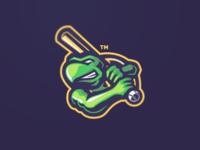 [ SELL ] Turtle Mascot Logo