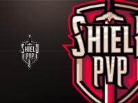 Shield PVP Badge Logo