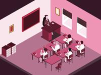 Classroom vibes