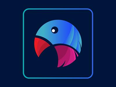 Round vector illustrator illustration logo art graphic color gradient