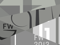 Gainesville Fashion Week 2013 Logo Teaser