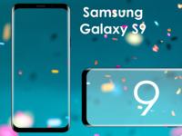 Samsung galaxy s9 mockup  large