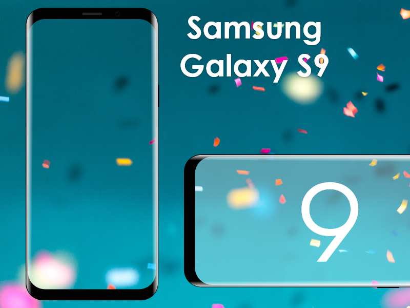 Samsung Galaxy S9 Mockup galaxy s9 plus galaxy s9 free mockup xd phone mockup free freebie download smartphone mockups