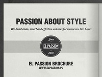 Elpassion Brochure