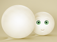 Funny sphere