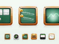 Positionly Icons
