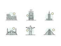 Icons for Docplanner