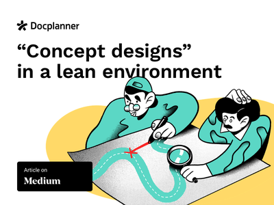 Concept designs in a lean environment docplanner lean startup product concept design